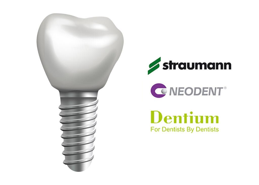 คลินิก-ทันตกรรม-ดิไอวรี่-รากฟันเทียม-neodent-dentium-Straumann